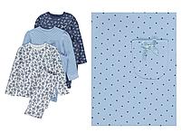 Пижамы детские с длинным рукавом на девочку 9-10 лет George (Англия)