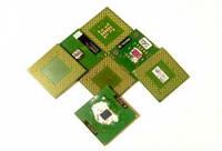 Куплю Процессоры на зеленом и коричневом текстолите