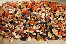 Орехи и сухофрукты для кондитерских изделий