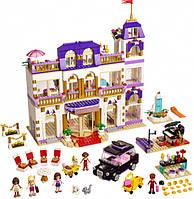 "Конструктор SY830 Friends ""Гранд-отель в Хартлейке"" (аналог LEGO Friends 41101), 1605 дет"