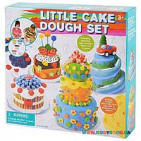 Набор для лепки Мастерская тортов Playgo 8205