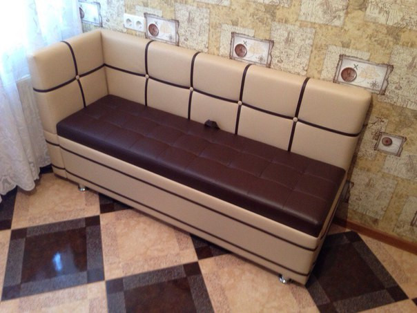 Кухонные диваны. Серия СМК