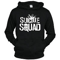 Suicide Squad 02 Толстовка с капюшоном