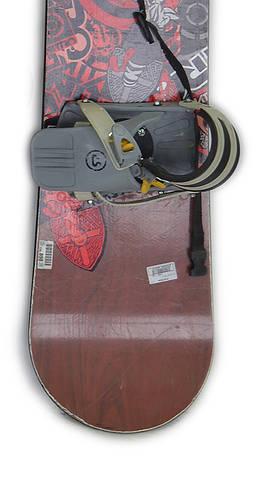 Сноуборд Nitro Brawler -32% АКЦИЯ, фото 3