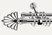 Карнизы металлические кованые 16 мм