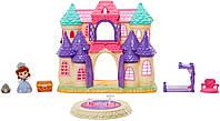 Королевский замок принцессы Софии с мини-куклой, Disney Sofia the First, Jakks Pacific