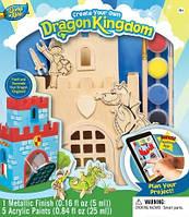 Королевство дракона, серия Works of Ahhh, набор для творчества. Masterpieces