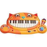 Котофон, Музыкальная игрушка пианино (свет, звук), Battat