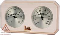 Термогигрометр для бани Sawo 221-THА