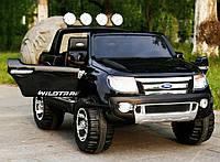 Двухместный детский электромобиль Ford Ranger M 2764 EBR-2 EVA колеса ***