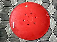 Тарелка скользящая (нижняя) роторной косилки 1,8м усиленная.