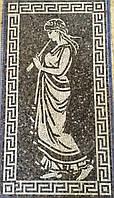 Картина из мрамора в греческом стиле