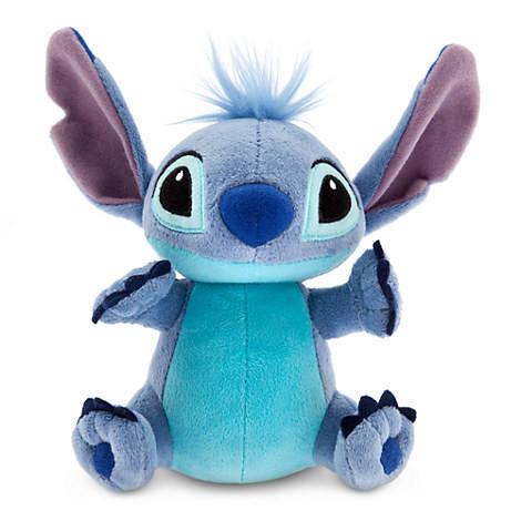 Плюшевая игрушка Стич 15 см Дисней / Lilo & Stitch Disney