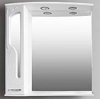 Шкаф зеркальный Атолл Барселона 185