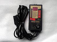 Автоматика и вентилятор  для твердотопливных котлов Gold 3000+RMS-120 DS