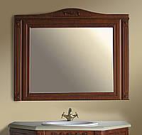 Зеркало Атолл Верона 120 scuro