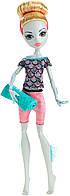 Кукла Монстер Хай Лагуна Блу серия Фантастический фитнес Monster High Fangtastic Fitness Lagoona Blue