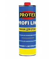 """Растворитель Р-4 без прекурсоров ТМ PROTEX """"PROFILINE"""" для эпоксида (1л/200л) От упаковки"""