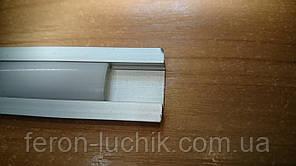 Алюминиевый профиль для светодиодной ленты врезной Feron CAB 251 (2м)
