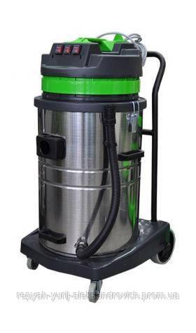 Пылесос для влажной и сухой уборки GRASS PS-0117