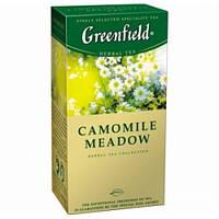 "Чай в пакетиках Greenfield ""Camomille Meadow"" 25шт Ромашка с медом"