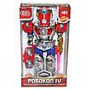 Игрушечный робот «Робокоп 4» звук и свет заводской Китай