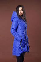 Красивая стильная женская куртка на молнии