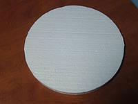 Пеноподложка круглая d=21 см, h=2 см