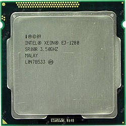 Процессор Intel XEON E3-1280 4x3,5 Ghz