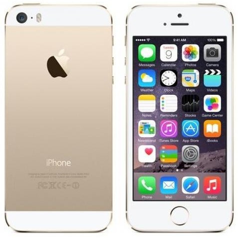 Apple iPhone 5S 32GB (Gold) Refurbished