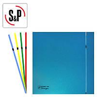 Вентилятор SILENT-100 CZ BLUE DESIGN - 4C 230V 50, фото 1