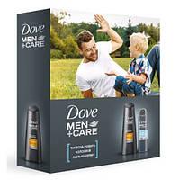 Подарочный набор Dove Men+care Чистота и комфорт