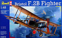 Лёгкий бомбардировщик Bristol F.2B Fighter; 1:48; Revell