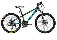 Горный подростковый велосипед Kinetic Sniper 24