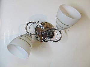 Люстры с двумя плафонами