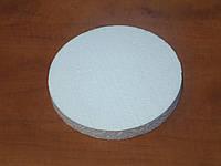 Пеноподложка круглая d=25 см, h=2 см