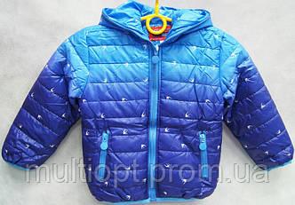Куртка детская на флисе - ростовка 1-5 лет.