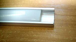 Алюминевый профиль для светодиодной ленты