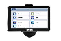 Автомобильный GPS-навигатор Tenex 60 MSE HD с лиц. Libelle, фото 1