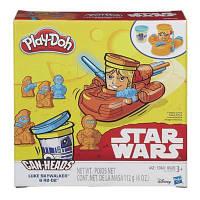 Люк Скайуокер и R2-D2, набор пластилина, Звездные войны, Play-Doh