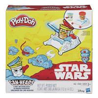 Люк Скайуокер и Снежный Штурмовик, набор пластилина, Звездные войны, Play-Doh