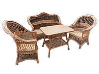 Набор плетеной мебели, фото 1