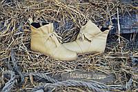 Модные ботинки натуральная кожа