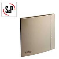 Вентилятор SILENT-100 CZ CHAMPAGNE DESIGN SWAROVSKI 230V 50, фото 1