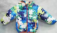 Куртка детская на меху - ростовка 1-5 лет.