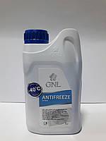 Охолоджуюча рідина  GNL Antifreeze G11 Blue     1кг