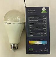 Светодиодная лампа  Feron LB713 E27 13.5W 4000К (белый нейтральный), фото 1