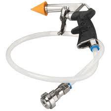 Пистолет для промывки со шлангом и вентилем Errecom RP1048.01