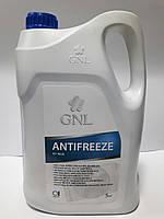 Охолоджуюча рідина  GNL Antifreeze G11 Blue     5кг