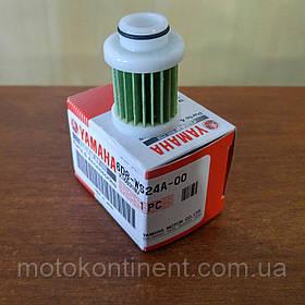 6D8-WS24A-00  Фильтр топливный Yamaha/ Mercury F40-F115